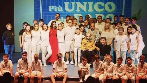 """""""Più unico che raro"""", il musical di Luca Alfano sul palco del Tourlé di Gazzada"""