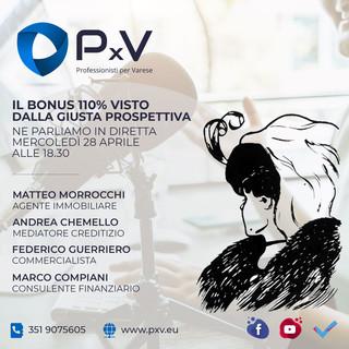 """""""Il Bonus 110% visto dalla giusta prospettiva"""", secondo tre professionisti PxV"""