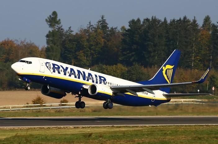 Ryanair investe a Malpensa: un aeromobile e 30 posti di lavoro in più nel Varesotto