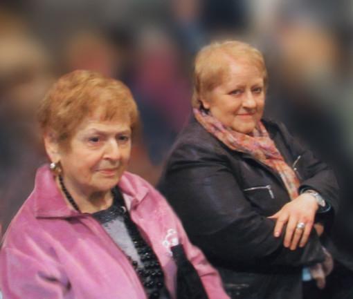 Le sorelle Valentina e Giovanna Rossini