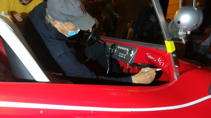 FOTO. La Dune Buggy di Bud Spencer e Terence Hill a Sesto Calende
