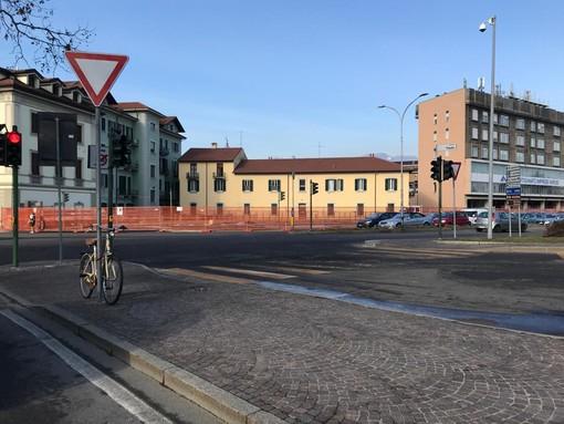 Un multipiano da 500 posti in zona Stazioni, la proposta di Davide Galimberti