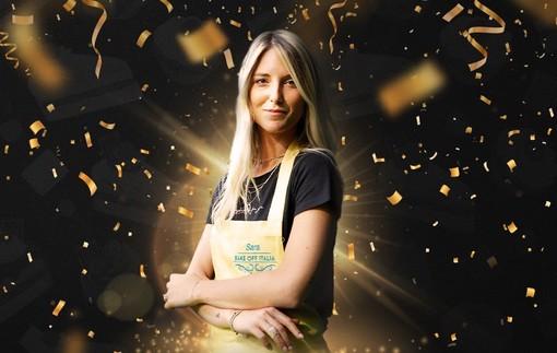 La campionessa di Bake Off Italia 8, Sara Moalli