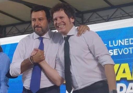 Varese al ballottaggio, giovedì al mercato arriva Salvini
