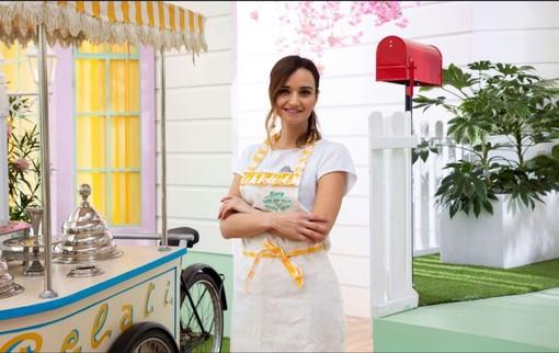 La foto ufficiale di Sara Gandini come concorrente di Bake Off Italia 2019