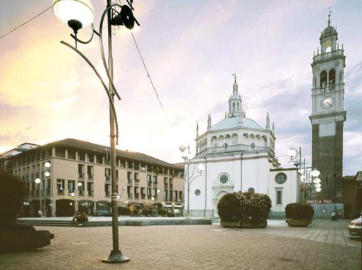 Il santuario di Santa Maria