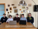 I cinque studenti del liceo di Sesto Calende