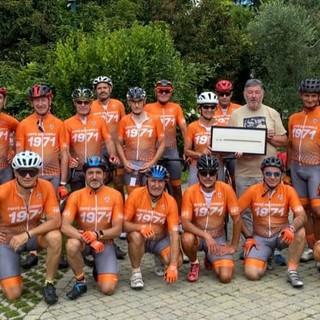 Anche Saronni e Contini sui pedali a Cittiglio per ricordare Alfredo Binda