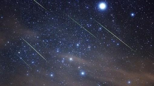 La magia delle stelle cadenti a Villa Toeplitz