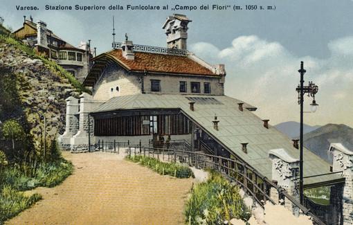 La Funicolare del Campo dei Fiori, un tesoro del passato che sale sempre più in alto nel cuore dei varesini