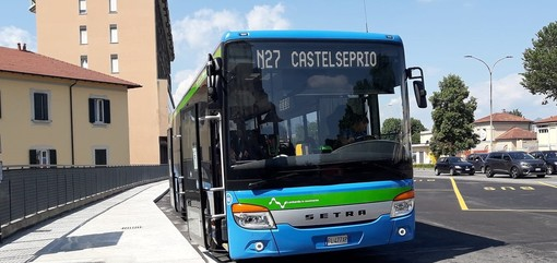 Autolinee Varesine: da lunedì torna l'orario scolastico