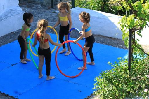 FOTO. Da Saronno alla Rai, l'Olimpiade quotidiana di bambini e ragazzi nei Villaggi Sos in 15 video trasmessi durante i Giochi
