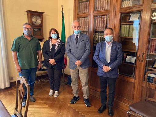 Cgil, Cisl e Uil dal prefetto di Varese: «Forte preoccupazione per la situazione dell'occupazione del settore artigiano»