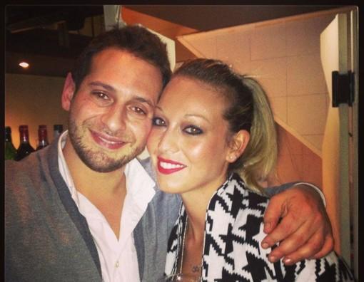 Nicholas Capostagno e Sharon Acri
