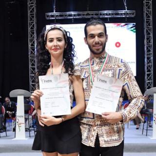 Danza sportiva, i campioni italiani sono ancora una volta due leggiunesi: Simone e Jennifer