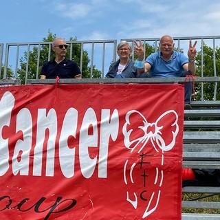 I tifosi del Varese sono tornati in trasferta fino a Saluzzo dopo mesi per sostenere i biancorossi