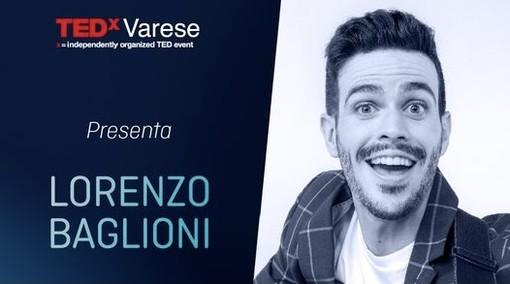 Un presentatore d'eccezione per la conferenza di TEDxVarese domenica 20 giugno: Lorenzo Baglioni