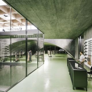 """Al progetto """"Fuoco e centro"""" la progettazione del nuovo Centro polifunzionale d'istruzione e tiro del Monte Ceneri"""