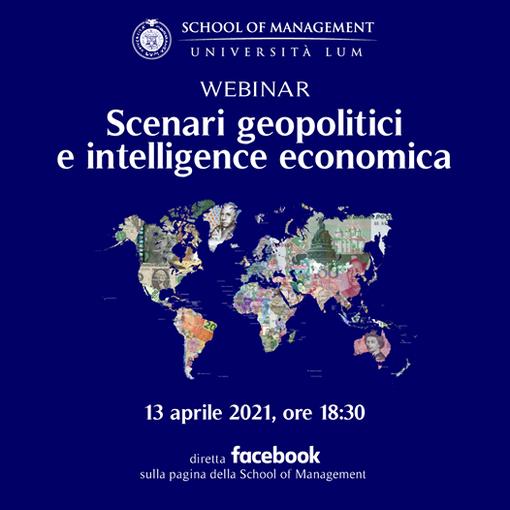 La Lum School of Management di Milano presenta il nuovo executive master 'Diplomatic, Economic and Strategic perspectives in Global Scenarios'