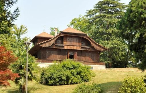 Confagricoltura Varese dona una rete anti cinghiali per Villa Baragiola