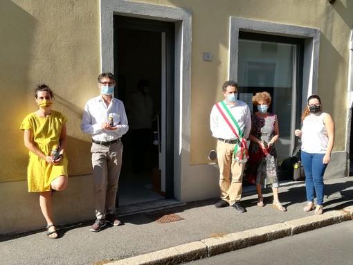 """Vedano Olona, inaugurato lo """"Spazio Matrioska"""", il negozio sociale di via Matteotti"""