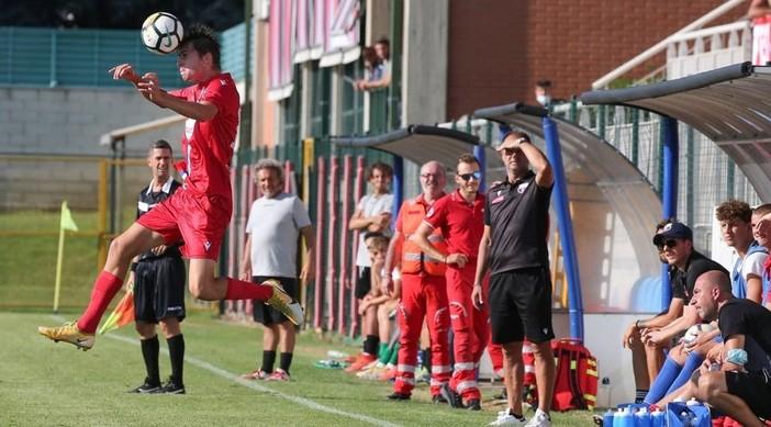 La Varesina esordisce oggi alle 17 a Venegono Superiore in Coppa con il Club Milano (foto tratta dal profilo Facebook ufficiale della Varesina Calcio)