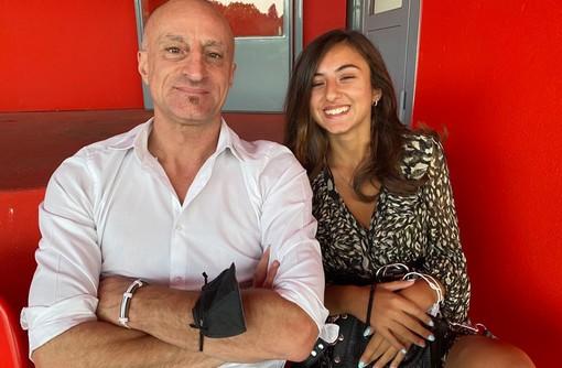 Virgilio e Martina Maroso: «Il Peo un uomo sincero e leale, un papà di cui essere orgoglioso, un nonno super affettuoso»