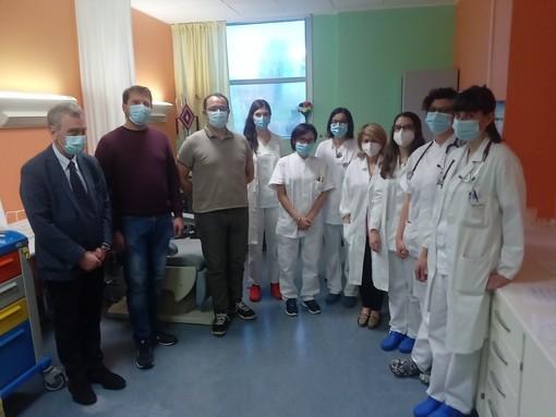 Sperimentazione del vaccino italiano Reithera: vaccinati oggi i due volontari varesini