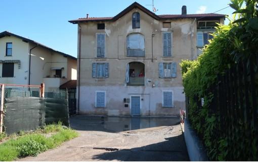 Lavori anti allagamento in via Val Lagarina nel quartiere di Belforte