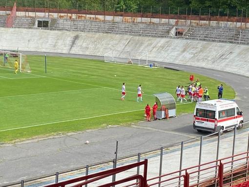 Un grande Varese batte il Legnano (3-1) e fa festa con i tifosi fuori dal Franco Ossola