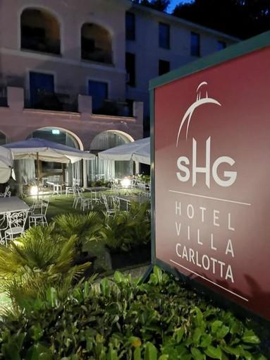 A Villa Carlotta la magia del Lago Maggiore incontra l'estro dello chef Gabriele Gorlato