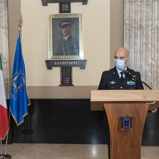 Il generale Andrea Argieri in una foto tratta dal sito web dell'Aeronautica