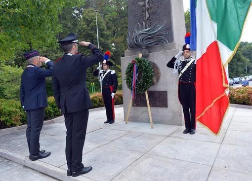 L'Arma dei carabinieri celebra la memoria di Salvo d'Acquisto