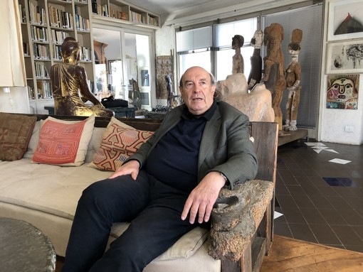 Stefano Zecchi ospite alla Fondazione Sangregorio di Sesto Calende