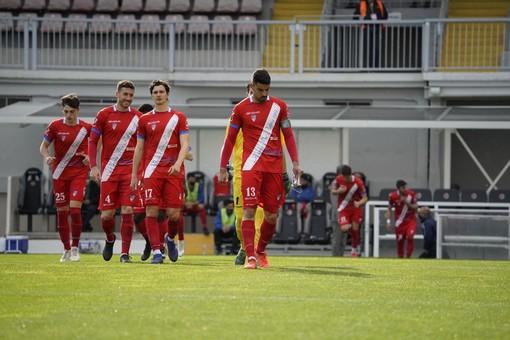 Latte Lath, suo il gol della vittoria contro l'Alessandria (foto di Marco Giussani)