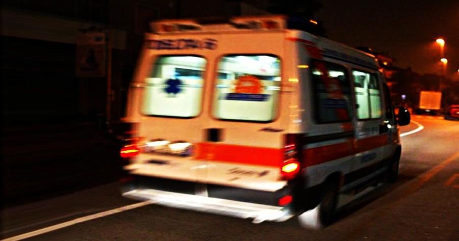 Schianto in moto nella notte a Induno, feriti due ragazzi