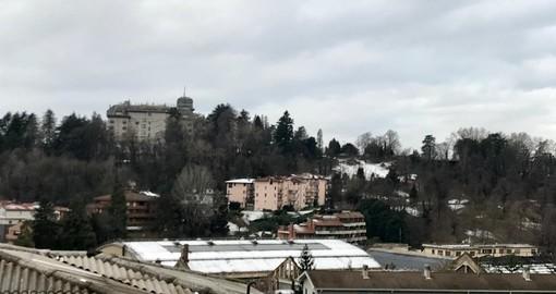 Uno sguardo mattutino su Varese: il cielo si presenta così