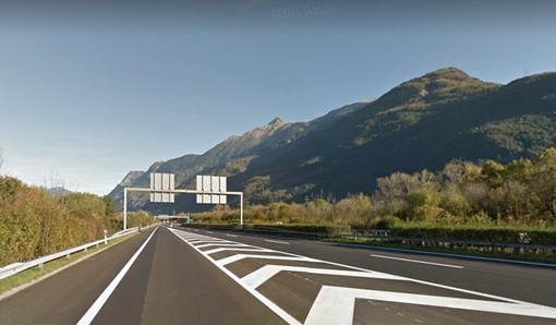Canton Ticino, incidente in A2: tre feriti tra cui un italiano