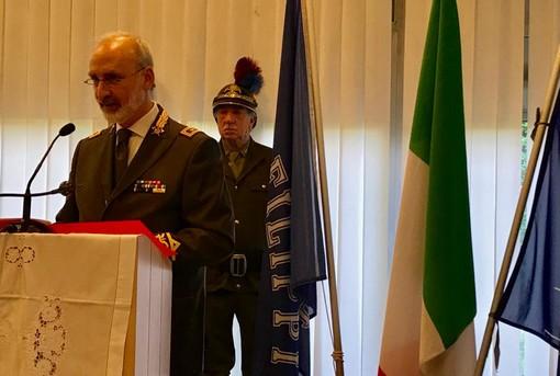 Varese, i vigili del fuoco celebrano Santa Barbara. Il comandante provinciale ricorda Zamberletti: «La solidarietà è il fulcro del nostro impegno»