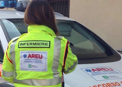 Gallarate, ciclista di 38 anni investito in via Ambrosoli