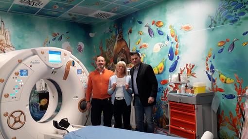 """Ospedale Del Ponte, un """"Aiuto"""" per il Ponte del Sorriso e i suoi piccoli pazienti"""