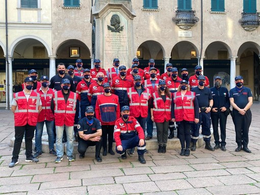 Carabinieri in congedo, nasce l'organizzazione di volontariato della Provincia di Varese