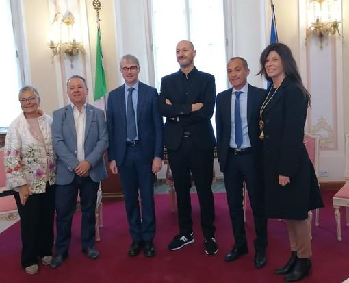 L'architetto Giorgio Caporaso nominato presidente nazionale di Aime Design