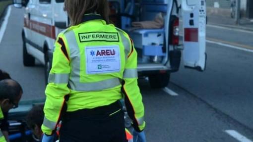 Schianto sul Sempione a Sesto Calende: automobilista finisce all'ospedale