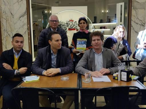 VIDEO. Bianchi sull'ex Caserma Garibaldi: «Trasferiamo qui anche la sede della polizia locale»