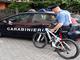 Incastrato dalla videosorveglianza: altro ladro di biciclette scoperto dai carabinieri