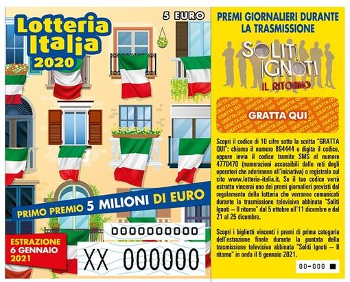 Lotteria, ennesimo biglietto vincente a Ferno. Lega presenta un'interrogazione al Ministro