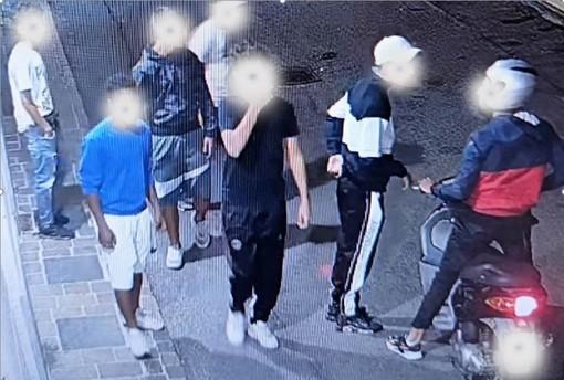 Rapine seriali a Saronno, identificati 4 componenti della baby gang