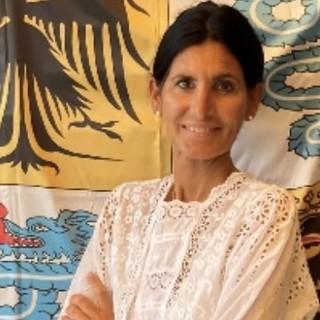 Piera Bagnus, candidata della Lega al Consiglio comunale di Varese a sostegno di Bianchi sindaco