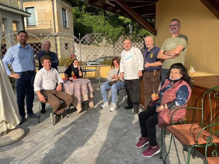 Bianchi con i commercianti del Sacro Monte: «L'accessibilità al borgo è la nostra priorità»